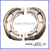 SCL-2013120281motorcycle brake shoe for AN125 motorcycle spare parts for sale