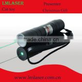100mw 532nm burning green laser pointer/focusable green laser torch light cigarettes+FREE SHIPPING