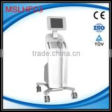 MSLHF03-4 Effective Lipo Slimming HIFU Weight Loss Device/ high ultrasound hifu body slimming