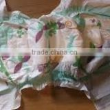 High Quality Baby Diapers in Bales