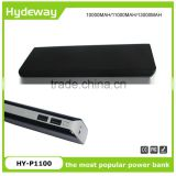 External Battery Pack Portable Charger Dual Port new products power bank aluminum power bank 10000mAh