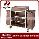 Customized Multi-function linen laundry trolley factory                                                                         Quality Choice