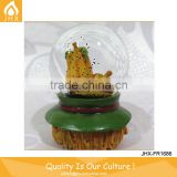 Hand Painted Resin Pumpkin Water Ball Decoration Gift Craft                                                                         Quality Choice