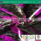 Polyester elastic lace swimwear fabric manufacture from China ZJ022-1