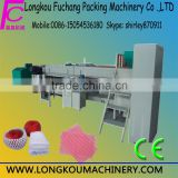 EPE foam net machine fruit net making machine for packing apples/watermelon/mango/pie