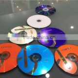 wholesale blank cd dvd sale with 80min time 700MB capacity and pack in 25pcs/50pcs cake box
