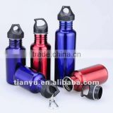 Fashionable & Unbreakable stainless steel sport bottle with many designs