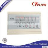 Fire Usage 2 Zone Fire Alarm Control Panel