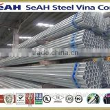"2-1/2"" conduit tube and other steel pipes below 8"" to JIS C8305, UL6, ANSI C 80.1"