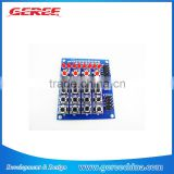8 LED 4X5 Push Buttons Matrix Keyboard AVR ARM STM32