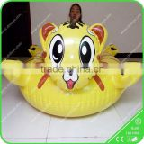 Animal inflatable Bumper Boats, Battery Bumper Boat, inflatable dinghy