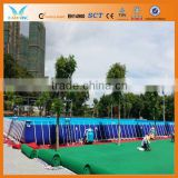 new design outdoor adult plastic swimming pool