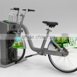 High Quality Public City Bicycle Rental , Smart Bike sharing System