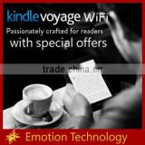 Amazon All-New Kindle Voyage WiFi with special offers Wholesales Electronic Books reader Kindle Voyage