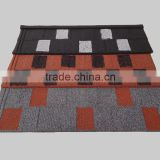 Good Price Quality Stone Coated Metal Roof Tile , Stone coated Steel Roofing Sheet From China Manufacturer Factory