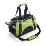 Green Waterproof Travel Pet Carrier