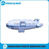 2016 New Design Inflatable Helium Plane/Inflatable Zeppelin/PVC Inflatable Air Blimp For Advertising