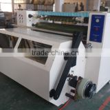 bopp tape jumbo roll slitting machine, rewinding machine, WQ-210 CE standard bopp tape making machine