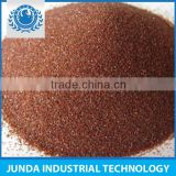 good price free Silica content abrasive garnet used for sand blasting inship repair