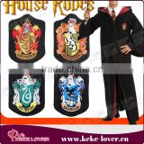 new arrival 2016 high quality halloween costumes hot sale cheap men cosplay costumes latex adult Harry Potter Costumes
