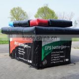 inflatable battery/giant battery/cheap inflatable advertisement