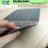 Shoe material manufacturer non-woven fiber insole board with EVA foam used as shoe insole