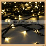 New design Hotsale christmas mini WW color solar power led copper wire String fairy garland light