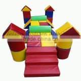 Hot sale indoor soft play equipment, New design soft play equipment