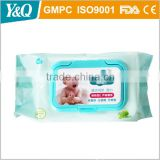 OEM Cleaning Baby Wipes Private Label Organic