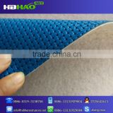 versatile pvc material synthetic rexine leather fabric roll for headrest cover,sofa design,recliner