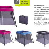 portable travel cot