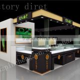 high end modern jewelry store furniture interior design idea used wooden display cabinets