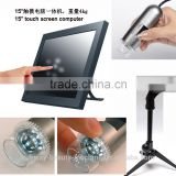 hot-selling made in Taiwan smart system digital dermatoscope portable skin scope analyzer