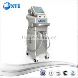 10Hz high speed shr/opt/ipl/vacuum 3 in 1 e-light laser professional hair removal machine