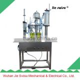 10ml to 750ml semi automatic aerosol paint spray filling machine ,acrylic paint filling machine