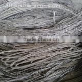 Low price Aluminium wire scrap 6063