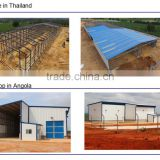 Prefab Structure Steel warehouse building plans