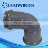professional NBR 5648 PVC fittings (Elbow,coupling,tee,union) with best quality