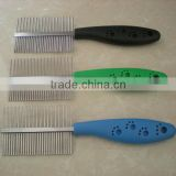 Double side pet comb