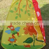 nice fold Child tent for sport play like a house