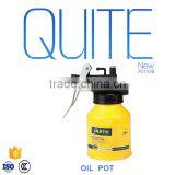 China cheaper oiler 250g Metal Oil pot Lubricating and Oil Filter Tool of Auto Repair Tools