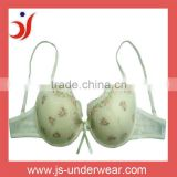 new design of bra lingerie of embroider for women