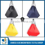 Wholesale Custom small waterproof drawstring backpack bag,custom drawstring pouch bag