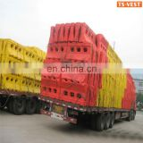 China Supplier Colorful Plastic Road Traffic Safety Equipment