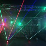 New disco light 8 heads RGB moving head bird laser light