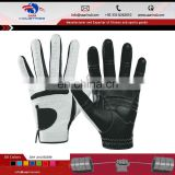 Men's left hand and right hand premium quality golf gloves in various beautiful colors