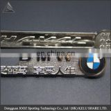 Electric metal mark car lableaccessories as car decoration