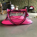 Automatic pink girl beach pop up baby tent