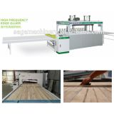 Edge Gluing Panel Press Finger Joint Machine For Sale From SAGA