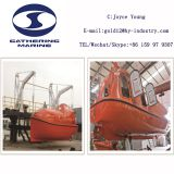 Totally Enclosed Gravity Luffing Arm Type Fire-resistant Type Lifeboat